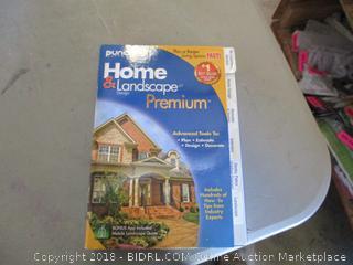 Home & Landscape Premium Software