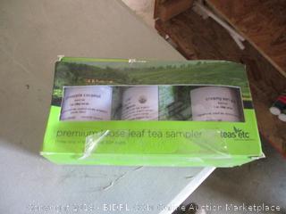Premium Loose Leaf Tea Sampler