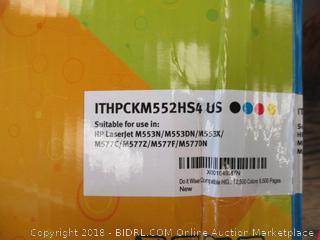 HP Laserjet Smart Toner Ink Cartridges (Sealed)