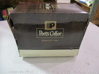 Peets Coffee Keurig Cups