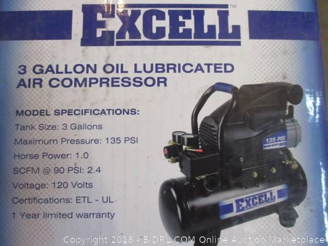 bidrl com online auction marketplace auction bulk excell air