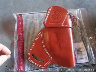 Leather Small of the Back Holster
