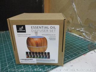 Essential Oil Diffuser Set