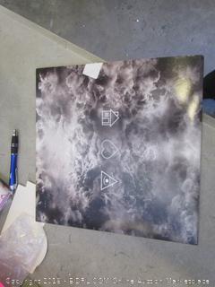 vinyl music album