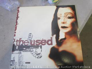 the used music album