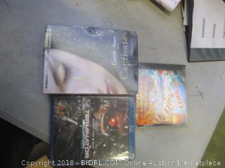 2 movies and macarena CD