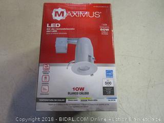 maximus LED lightbulb