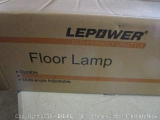 lepower floor lamp