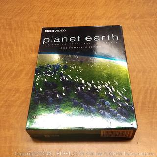 Planet Earth Series/ Missing Disc 3