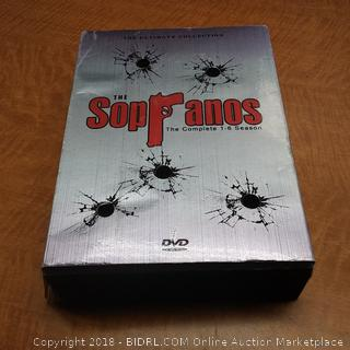 The Sopranos The Ultimate Collection