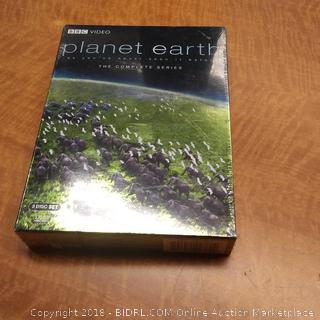Planet Earth  The Complete Series