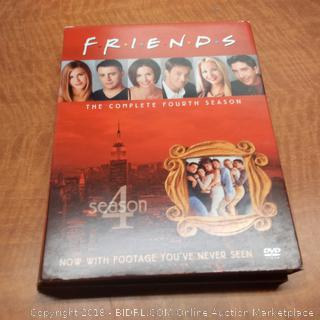 Friends The Complete Fourth Season