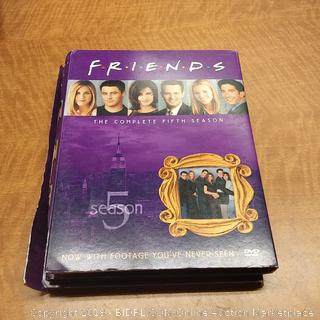 Friends The Complete Fifth Season