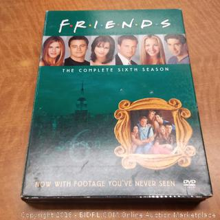 Friends The Complete Sixth Season