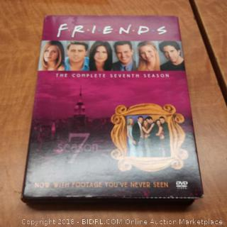 Friends The Complete Seventh Season