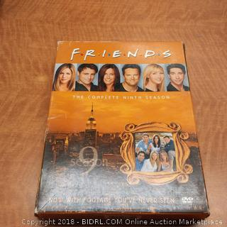 Friends The Complete Ninth Season