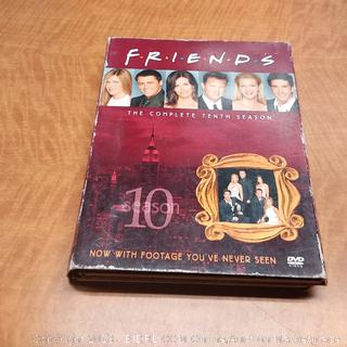 Friends The Complete Tenth Season/ Missing  Disc 1