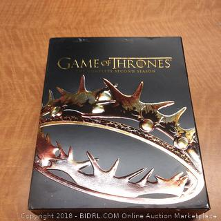 Game of Thrones The Complete Second Season