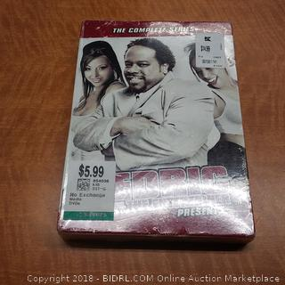 Cedric The Entertainer Presents The Complete Series