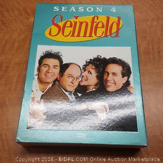 Season 4 Seinfeld