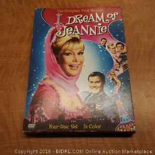 I Dream of Jeanie  First Season