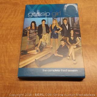 Gossip Girl The Complete Third Season