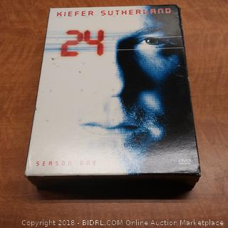 Keifer Sutherland  24 Season One