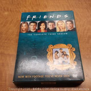 Friends The Third Season