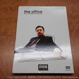 the office the complete first season