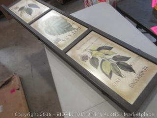 Plant Decor Sign