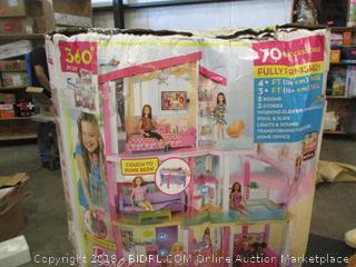 Barbie Dream House (Broken Item)
