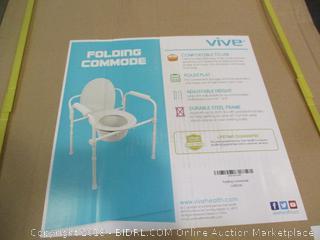 Vive Folding Commode