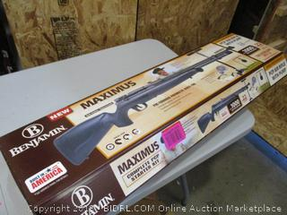 Benjamin Maximus PCP Air Rifle w/Pump