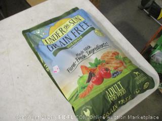 Under the Sun Grain Free Adult Dog Food