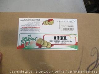 Milpas Arbol Whole Chile Pods