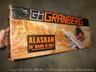 Alaskan mark IV mill