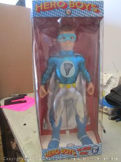 hero boys action figure