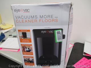 Eye Vac Vacuums More Sealed