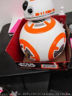 Star Wars Deluxe BB-8