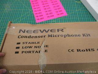 Neewer Condenser Microphone Kit