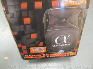 Forte Alphasonix DJ Equipment