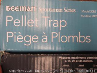Pellet Trap