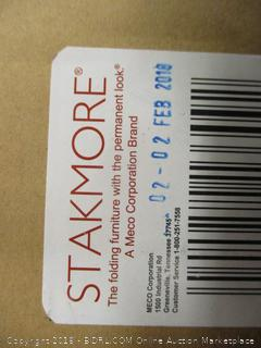Stakmore Folding Chair