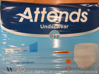 Attends Adult Diapers
