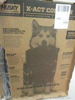 Husky Weatherbeater Floor Mats