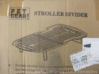 Pet Gear Stroller Divider