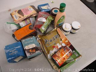 Misc. Food Items