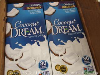 Coconut Dream Coconut Drink
