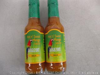 Hot N Sweet Mango Sauce