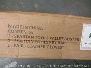 Spartan Tools Pallet Buster
